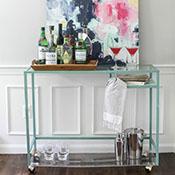 Mueble bar de lo más cuqui: http://goo.gl/PJus9A