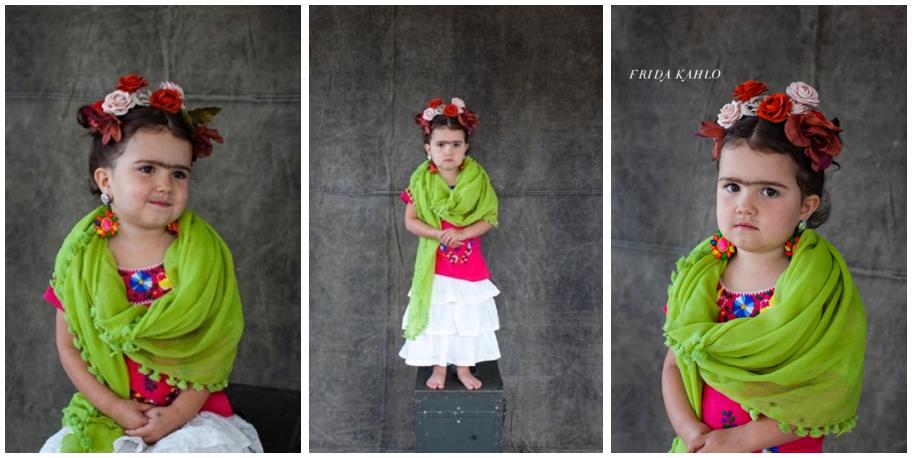 disfraz-niña-frida-kahlo